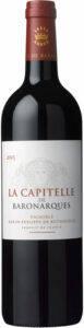 La Capitelle de Baronarques 2015 red wine Limoux Languedoc Roussillon