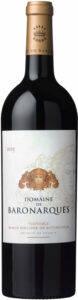 Domaine de Baronarques 2015 red wine Limoux Languedoc Roussillon