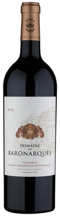 亚库男爵酒庄干红葡萄酒 – 2013