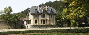 Baron'Arques The house