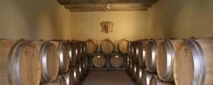Baron'Arques The barrel halls