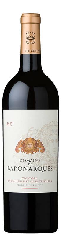 Domaine de Baronarques, red wine, Limoux, Languedoc 2017