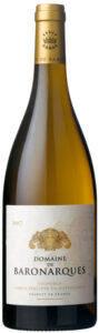 Domaine de Baronarques Grand vin blanc 2017 Limoux white wine