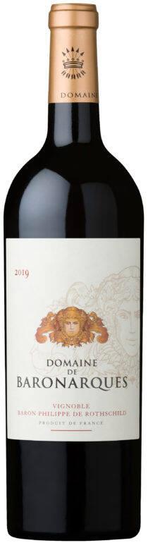 年份亚库男爵酒庄干红葡萄酒 2019
