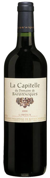 2008 年份亚库男爵酒庄雅达克干红葡萄酒
