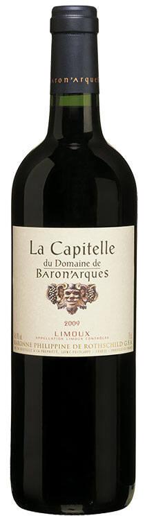2009 年份亚库男爵酒庄雅达克干红葡萄酒