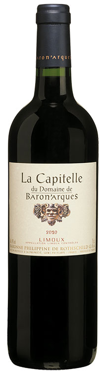 2010 年份亚库男爵酒庄雅达克干红葡萄酒