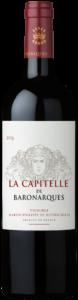 La Capitelle de Baronarques 2019 - red wine Limoux Languedoc
