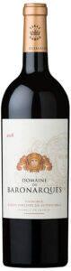 Domaine de Baronarques, red wine, Limoux, Languedoc 2018
